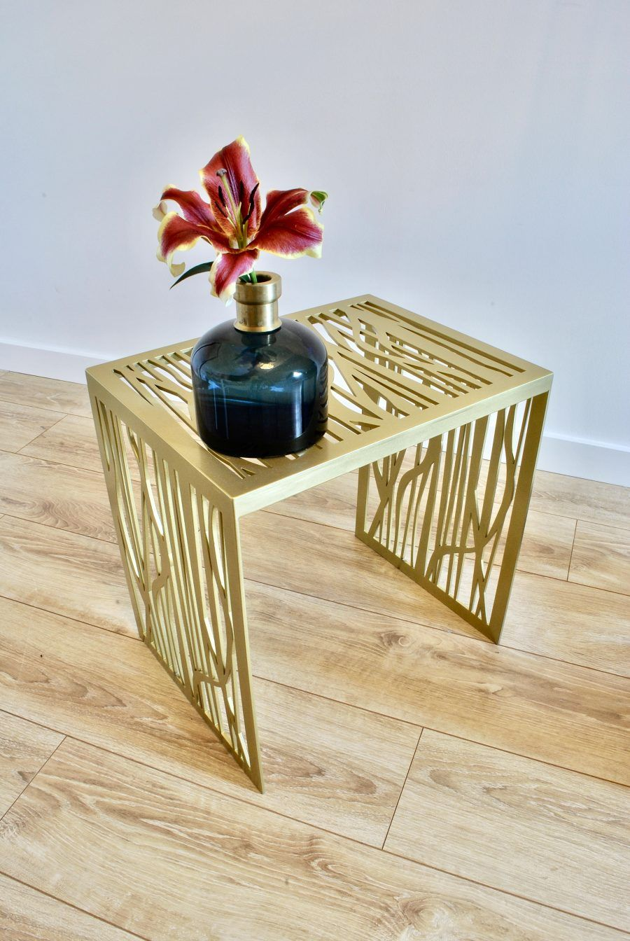 Forest Table Gold Gold Furniture Steel Coffee Table Table