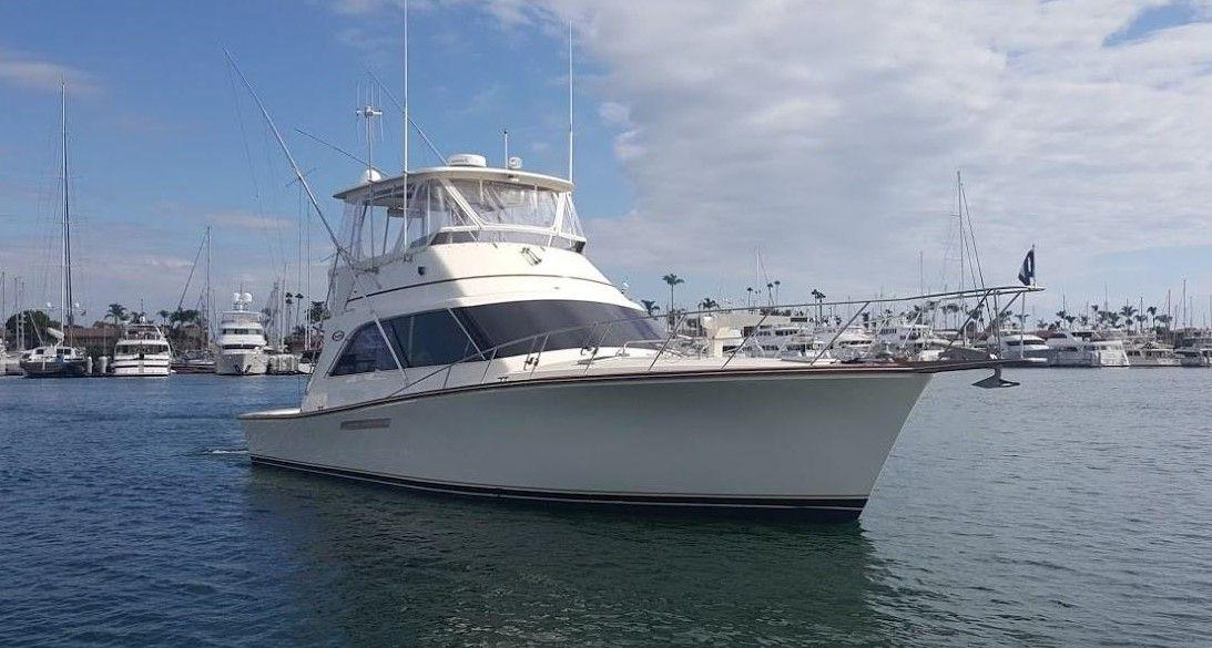 1988 48 Ocean Yachts for Sale in San Diego, CA