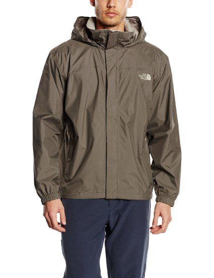 fc1a88c47 Amazon.com : The North Face Men's Resolve Jacket : Athletic Shell ...