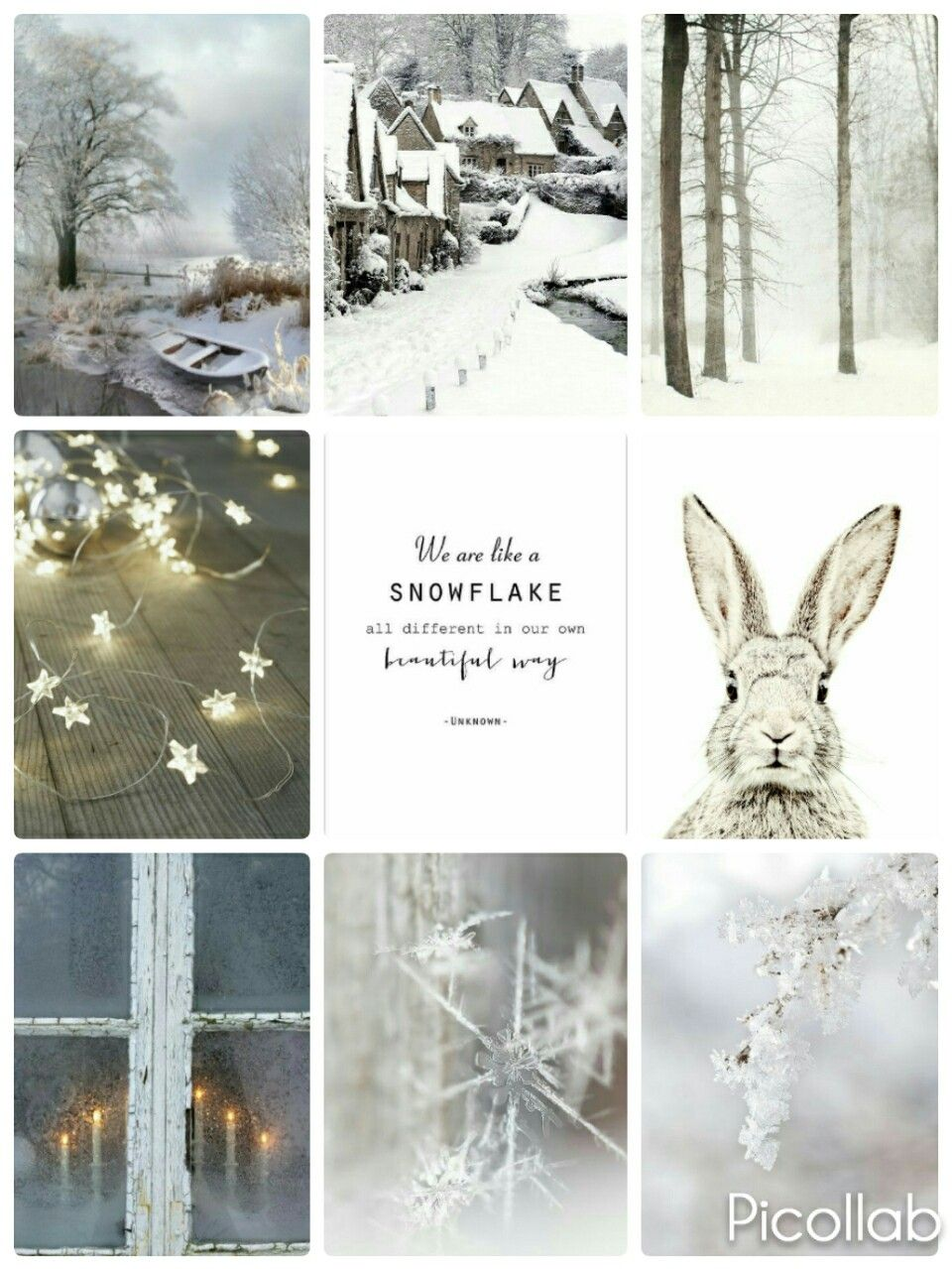 Hygge #simpleliving #livesimply #hygge #collageboard