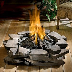 250 At Costco Stacked Stone Not Included Bummer Gas Fire Pits Outdoor Outdoor Propane Fire Pit Natural Gas Fire Pit