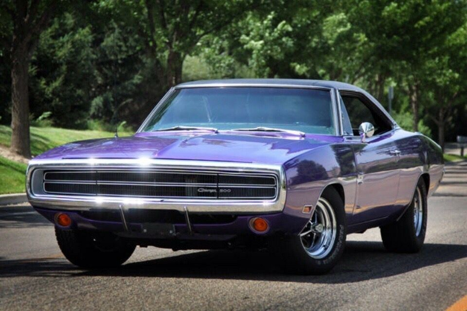 1970 Dodge Charger 500 Muscle cars, Dodge charger