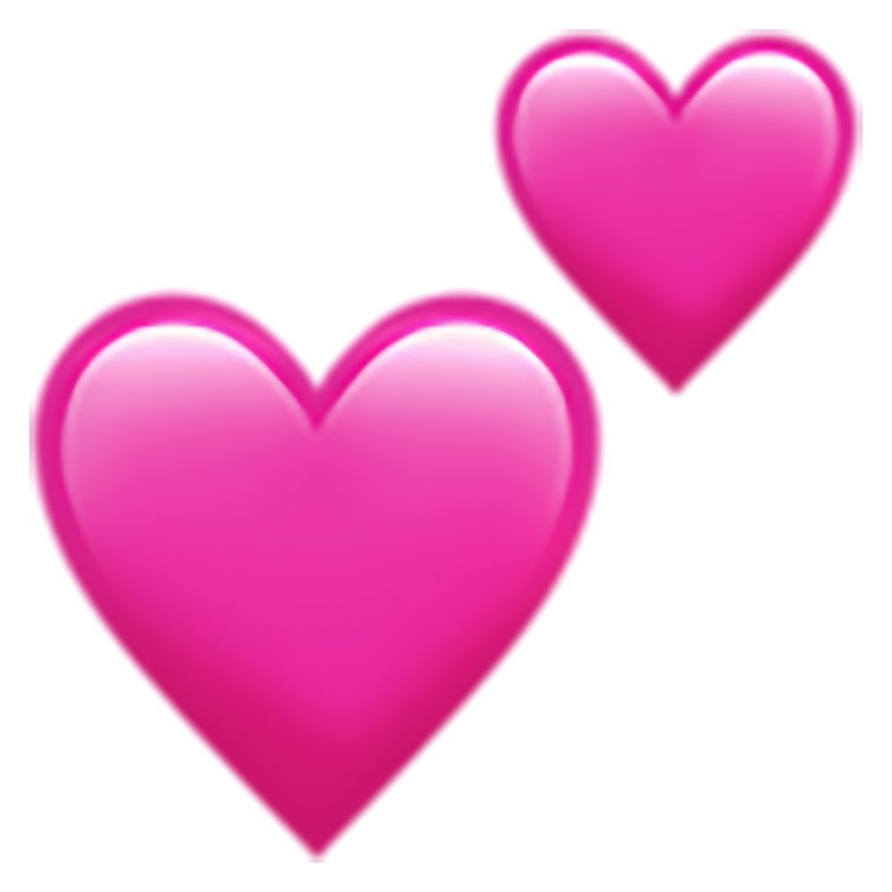 What Do The Snapchat Emojis Mean Pink Heart Emoji Heart Emoji