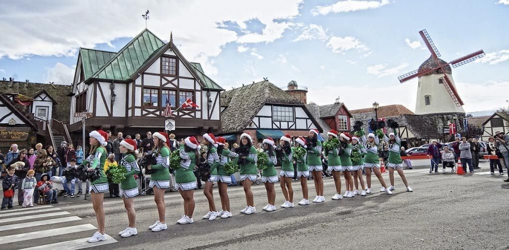 Solvang Christmas 2020 These U.S. Towns Are the Most Christmassy in the Country in 2020