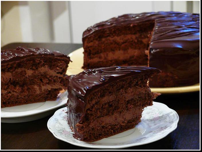 изначально пражский торт рецепт с фотографиями делать, если тест