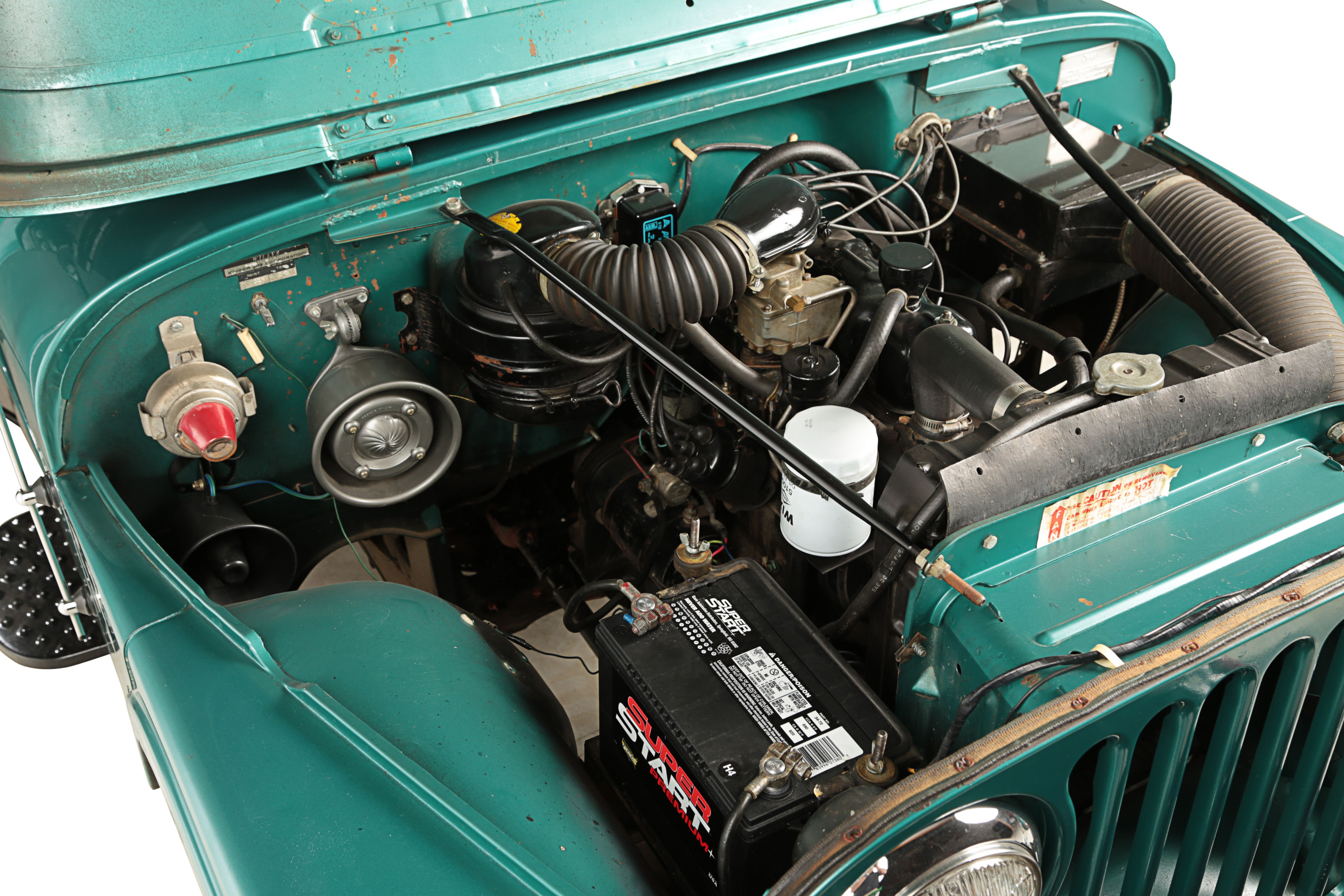 1967 Jeep Cj6 Engine Jeep Cj6 Willys Jeep Jeep Cj5