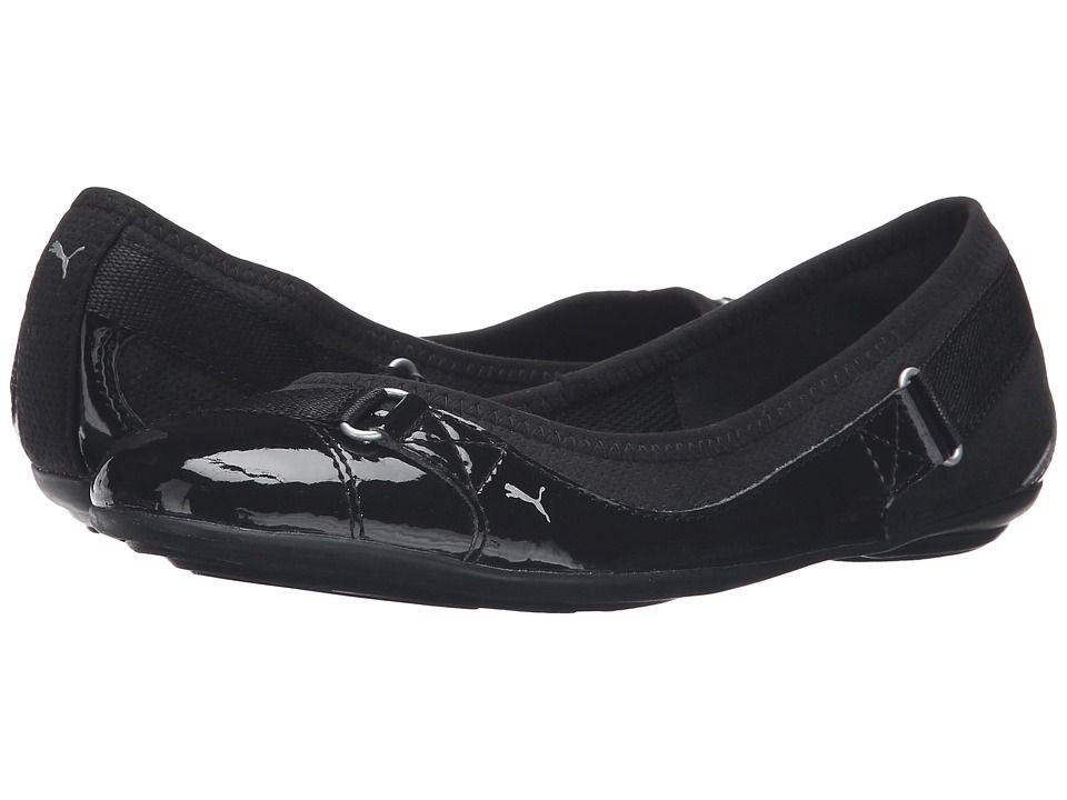 Womens Shoes PUMA Bixley Glamm Black/Black