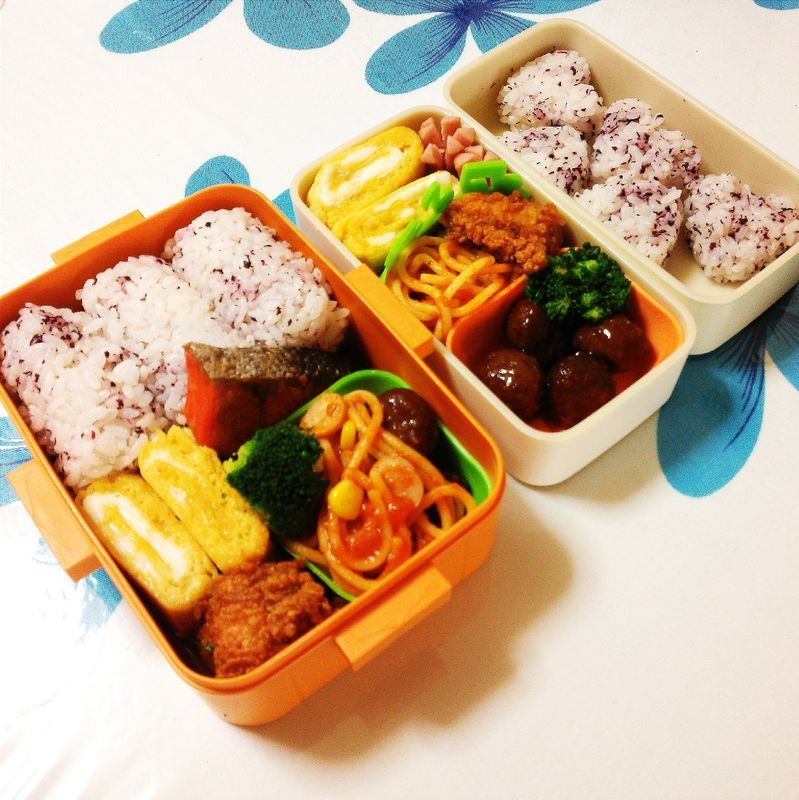obento lunch box Lunch time! Lunch