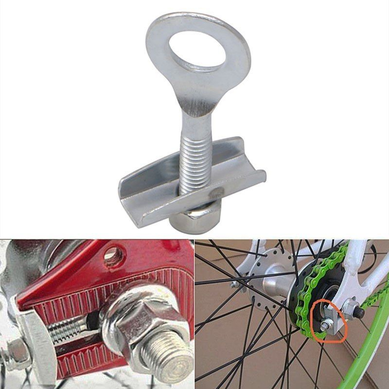 Bike Chain Tensioner Adjuster for Fixed Gear Single Speed Track Bicycle Tool