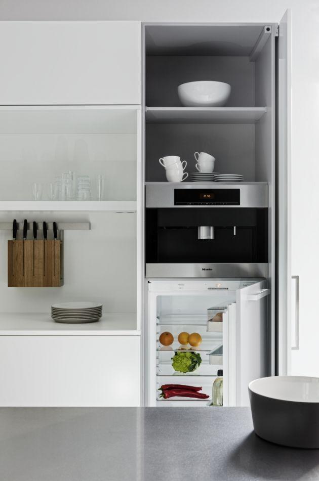 WARENDORF | Klare Linienführung | Küchen Ideen & Bilder | Pinterest ...