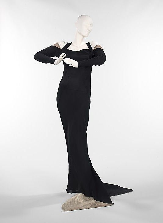 """""""Phèdre"""" House of Lanvin  (French, founded 1889) Designer - Jeanne Lanvin (French, 1867–1946) Fall-winter 1933"""