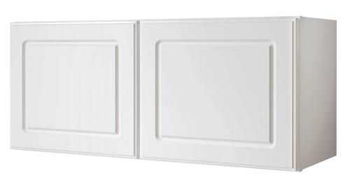 """Value Choice 33"""" x 14"""" Ontario White Over-an-Appliance Wall Cabinet"""