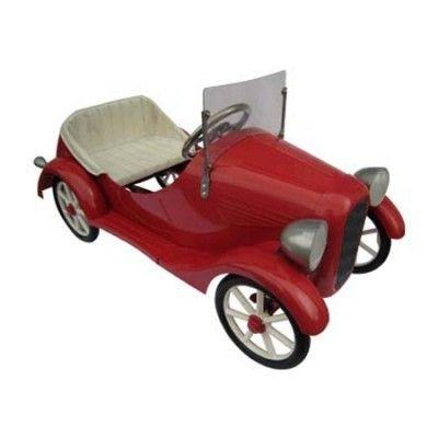voiture p dale rouge par protocol 341 00 vintage toy cars pedal cars cars vintage toys. Black Bedroom Furniture Sets. Home Design Ideas
