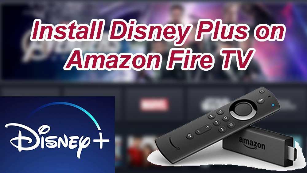 Disney Plus For Amazon Fire Tv Fire Tv Amazon Fire Tv Fire Tv Stick