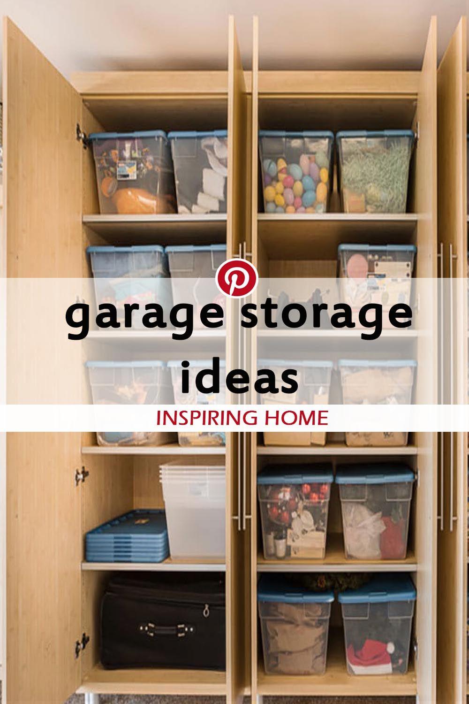 35 Popular Diy Garage Storage Ideas To Help You Reinvent With
