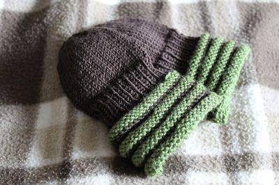 Jämäblogi: Vauvan lapaset