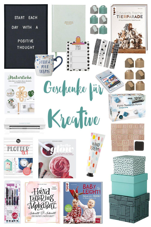 Geschenkideen für Kreative - Tipps für Weihnachtsgeschenke für DIY ...