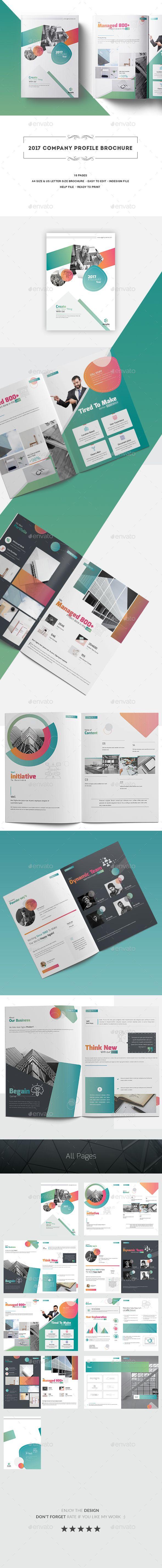 2017 Company Profile Brochure