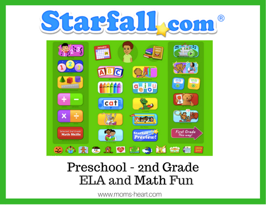 The Starfall Home Membership {review} (With images) Kids