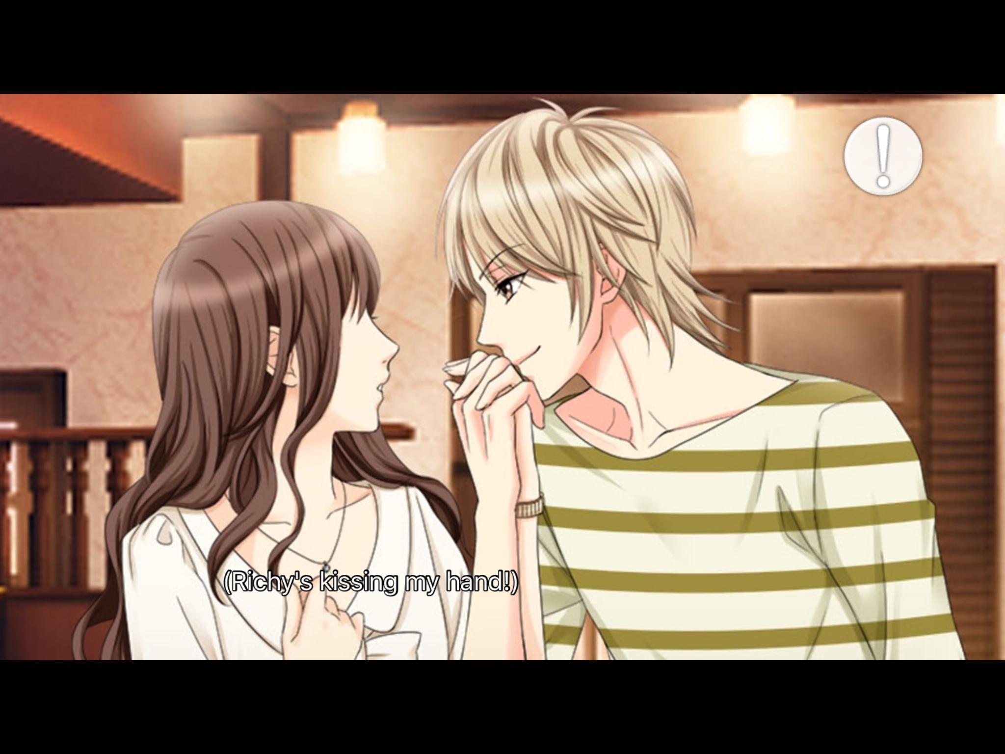 Anime dating sim