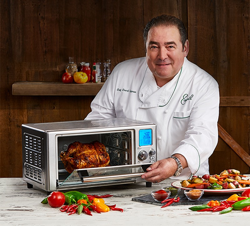 Emeril Lagasse Power Airfryer 360 Replaces Convection