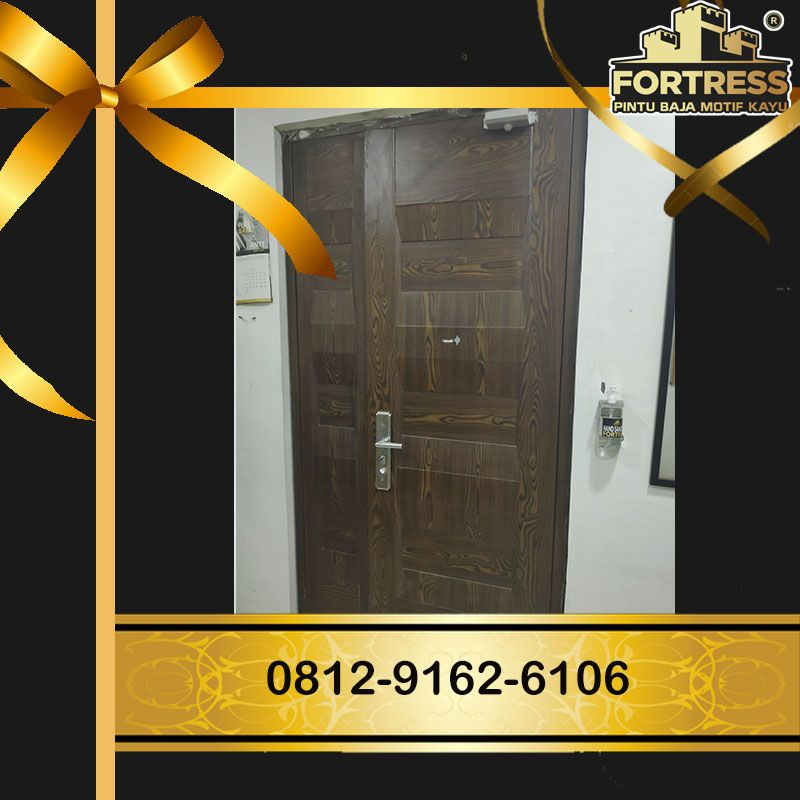 WA 0812-9162-6106 Minimalist Iron Door Model 2021 Fortress,