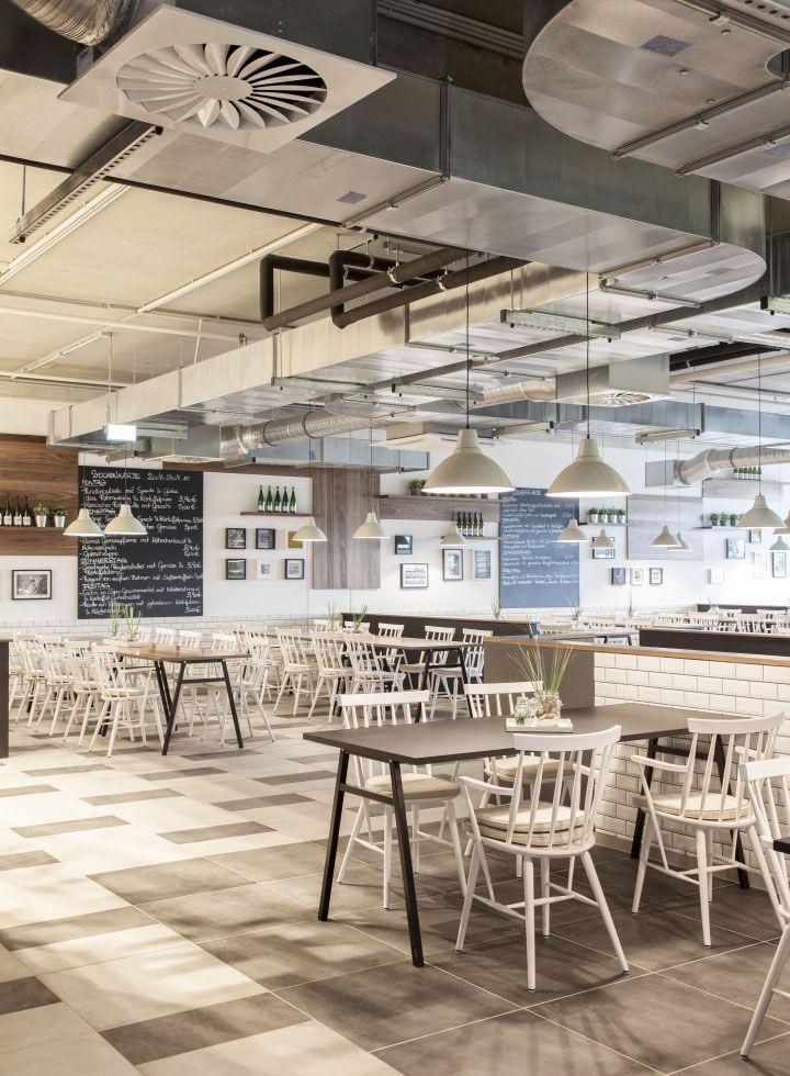 Moderne Thai Design Architektur - estaurant, linton n'jie and Design