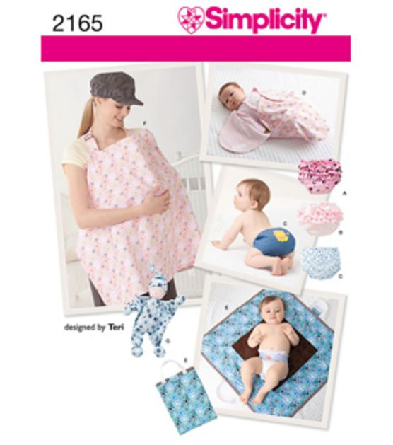 Simplicity Pattern 2165A All Sizes - Simplicity Crafts
