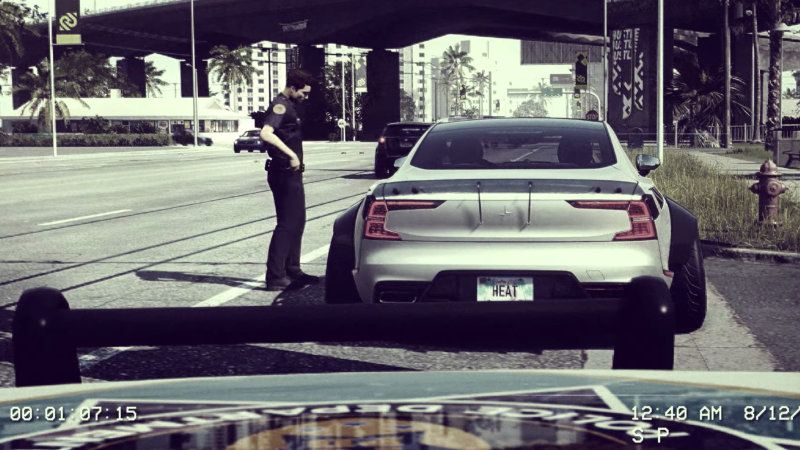 Need For Speed Heat Trailer Envisions Custom Widebody Polestar 1s Need For Speed Heat Street Racing