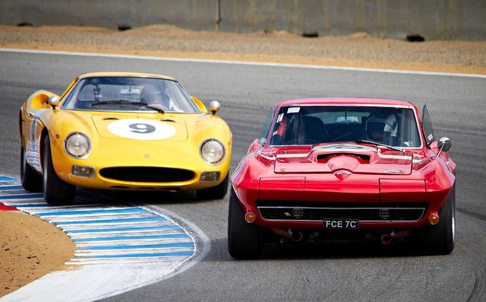 Corvette vs Ferrari   Corvette, Ferrari, Cool cars