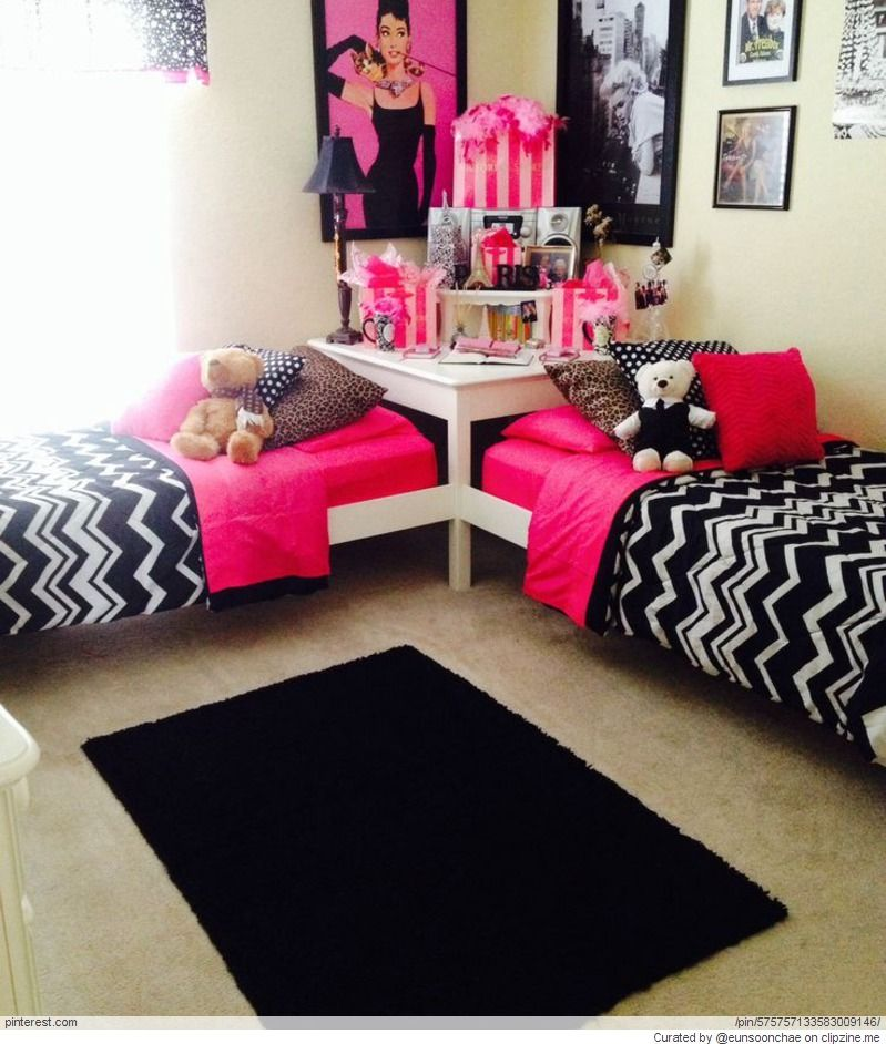 room decorating ideas for teenage girls h o m e i n s p i r a t i o n pinterest. Black Bedroom Furniture Sets. Home Design Ideas