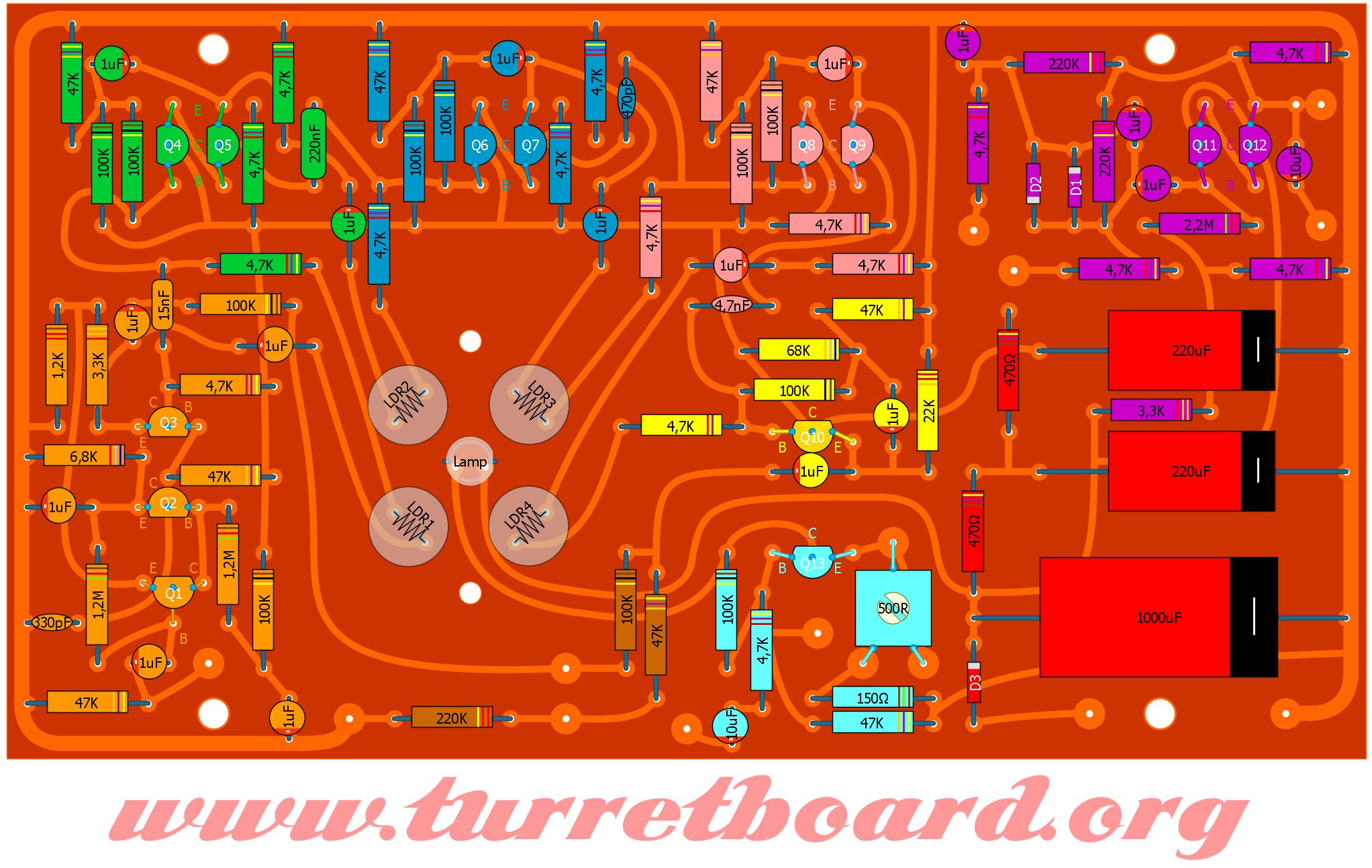 diy-layout-creator - Free multi-platform electronic schematic ...