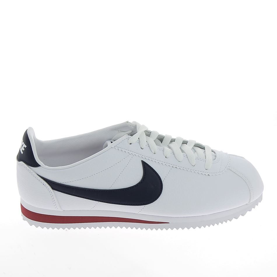 chaussures nike cortez cuir