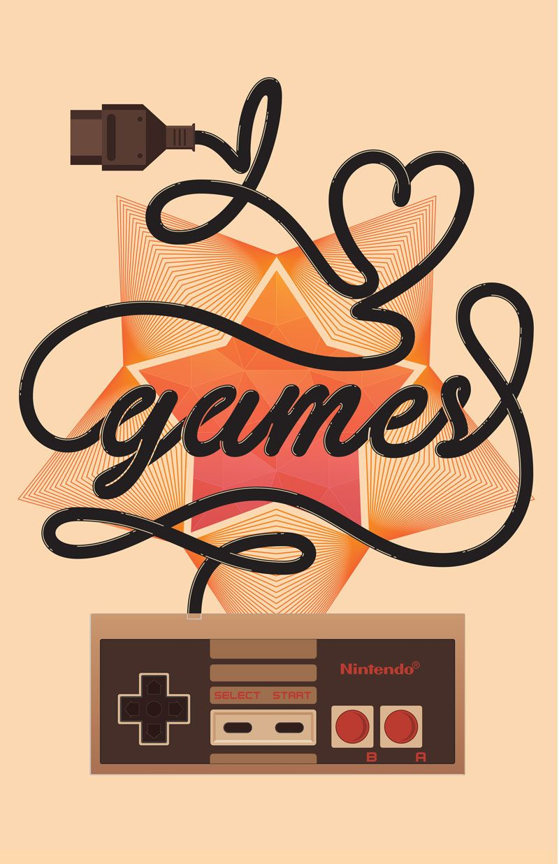 Loves Games - Created by David Montañez