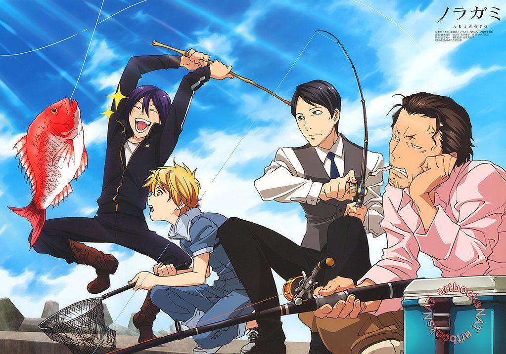 Noragami Aragoto | Reseña Anime
