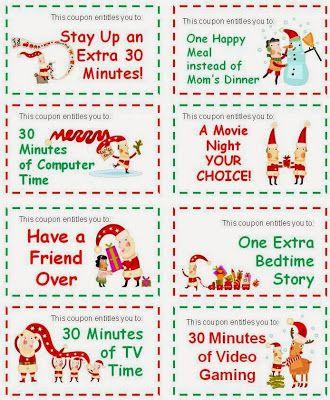 Free Stocking Stuffer Idea Christmas Stocking Stuffers Kids Christmas Stockings Stocking Stuffers For Kids