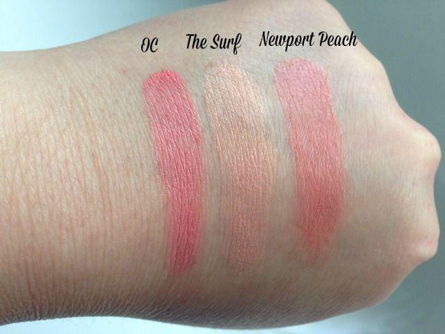 Blush By 3 Palette by sleek #7