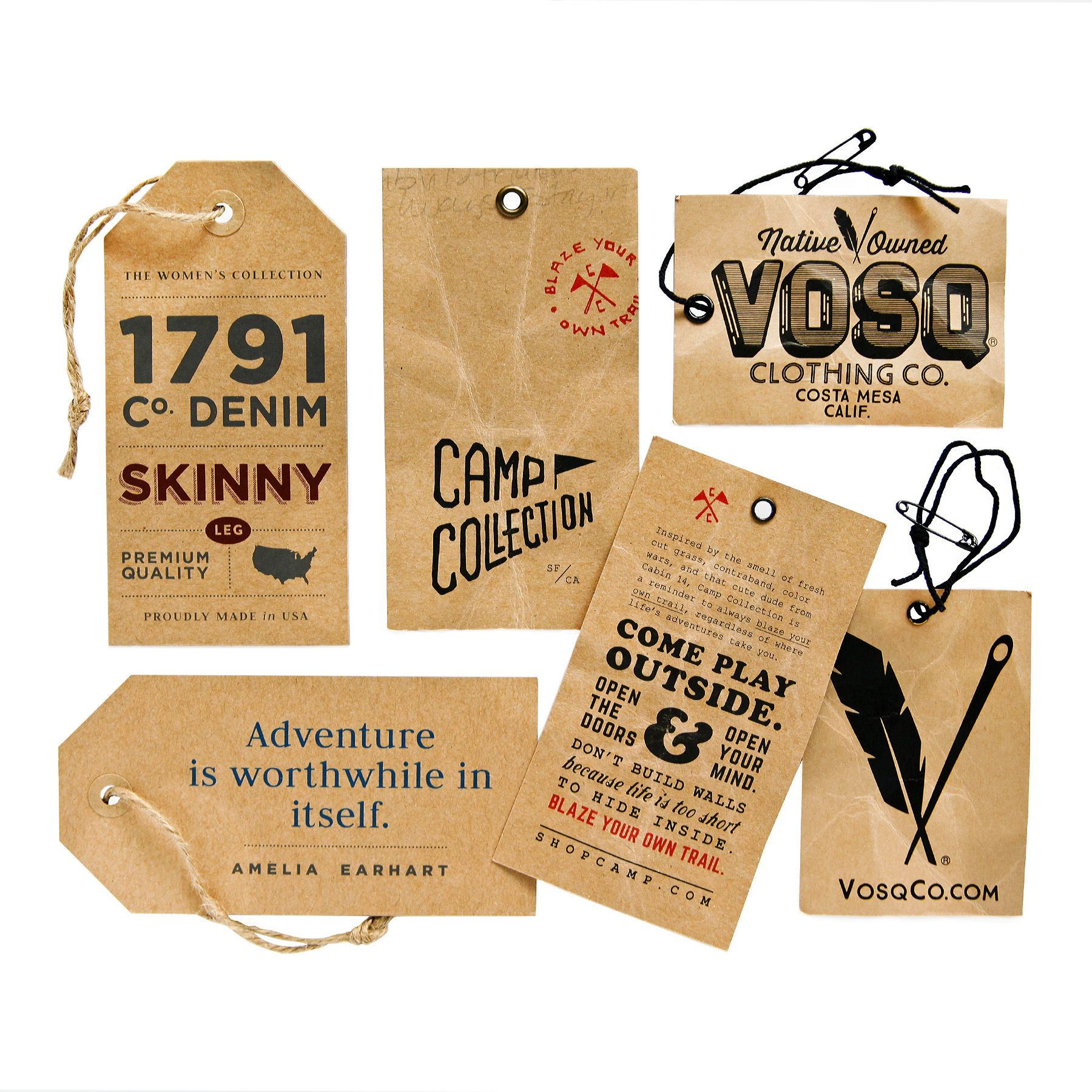 clothing labels - Google Search | FONDS | Pinterest | Hang tags ...