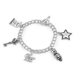 Personalized 2013 Graduation Bracelet Gift @Judy Salinas