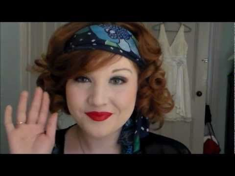 The Great Gatsby 2012: Isla Fisher as Myrtle Smith ~ Make Up Tutorial