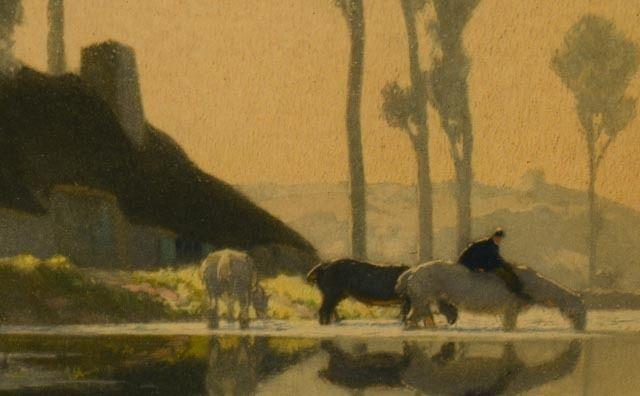ALEXANDRE-LOUIS JACOB (1876-1972)
