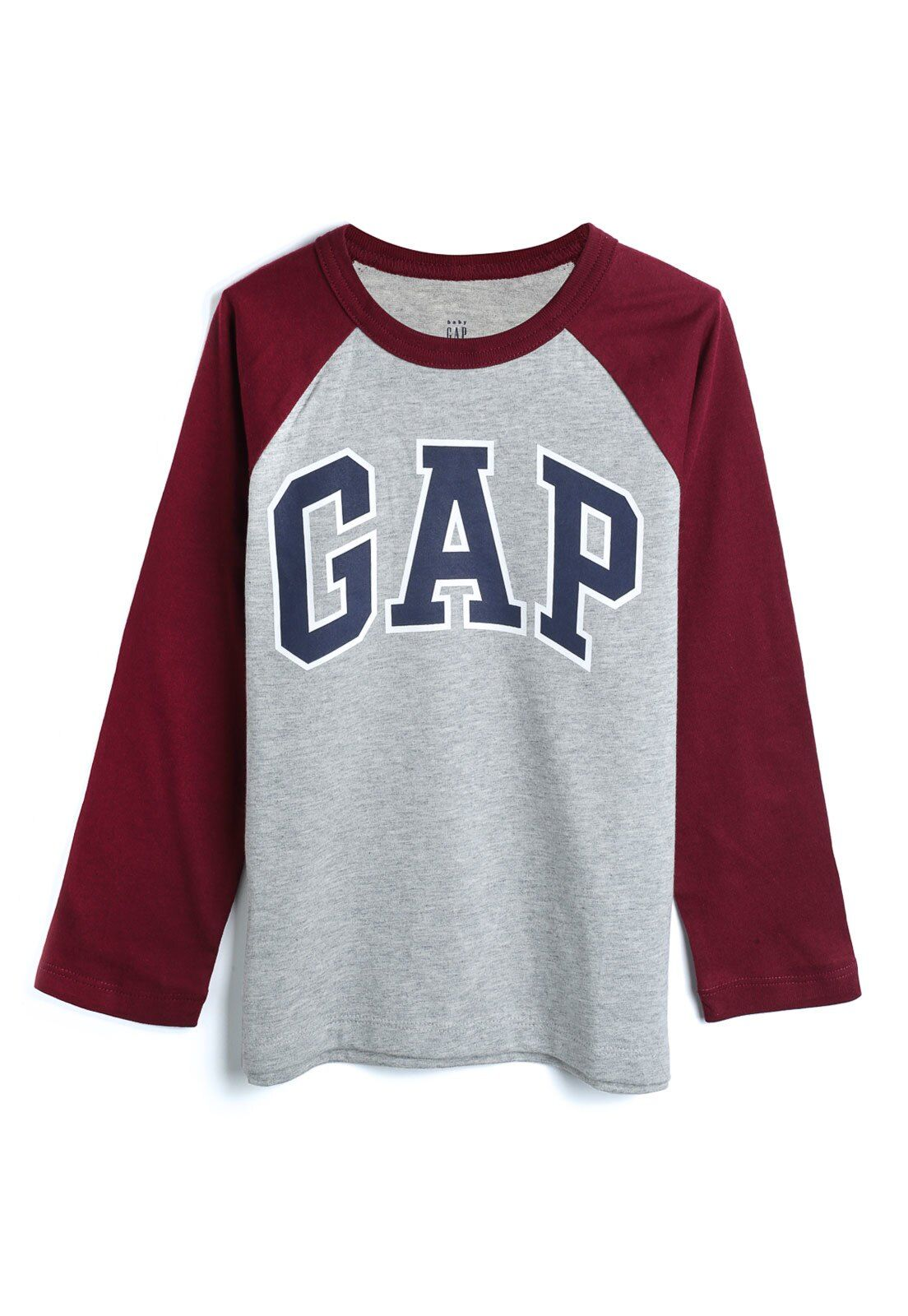 Camiseta GAP Adulto e Infantil