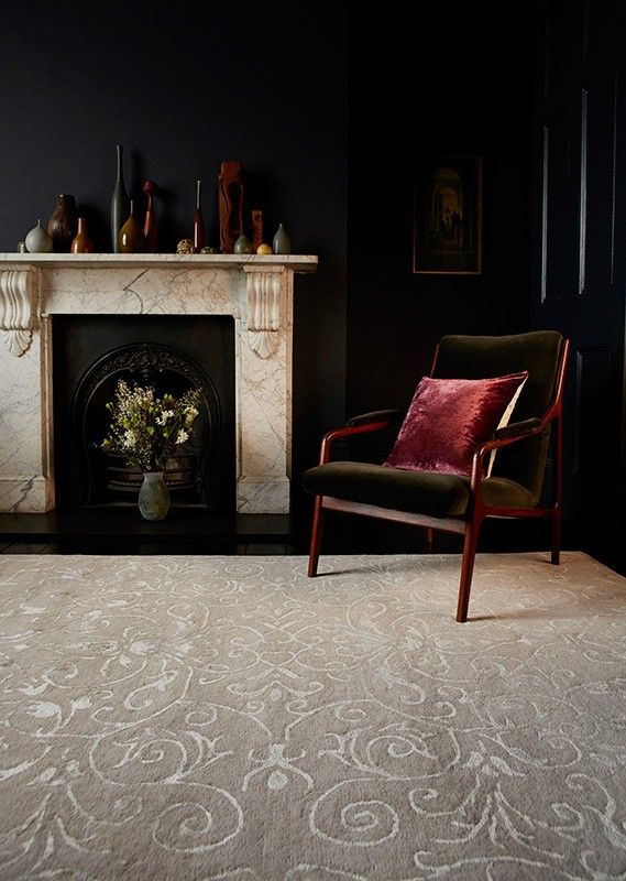 Victoria Stone Rug Large Area Rugs Online Uk