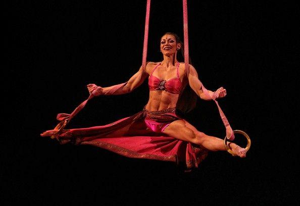 артисты цирка дю солей фото