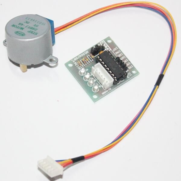 DIY 28BYJ-48 5V 4 Phase DC Stepper Step Motor ULN2003 Driver Board for Arduino