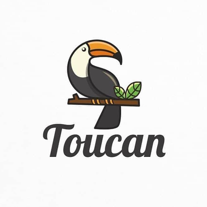 Toucan by jenggot_merah_ Follow us logoplace and contact