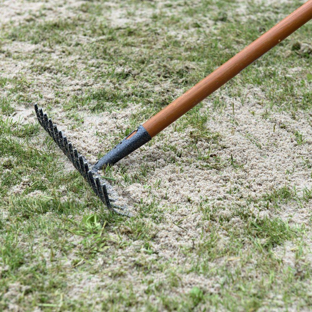 Moos Dauerhaft Entfernen So Wird Ihr Rasen Wieder Schon Garten Unkraut Vernichten Moos Entfernen