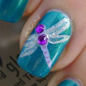 The Nail Buff: Spring Challenge: Bugs