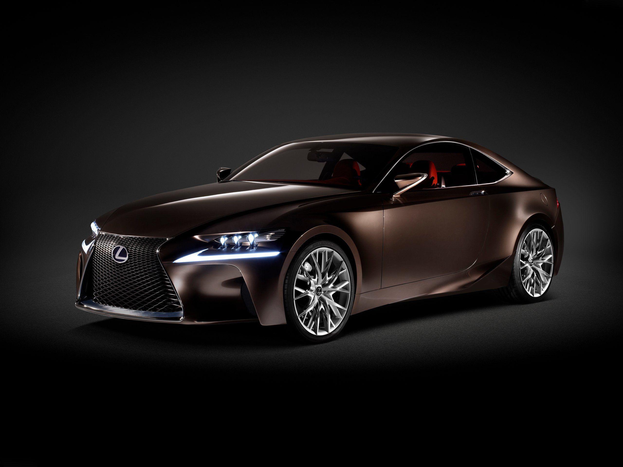 Lexus LFCC Concept 2012 HD Images and Photos Автомобили
