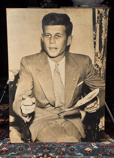 JFK 1946.